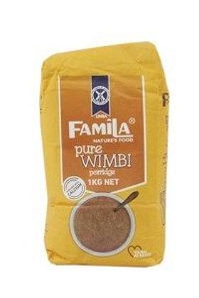 Famila Wimbi Porridge Flour (1 Kg)