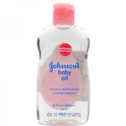 Johnsons Baby Oil 50Ml