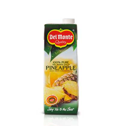 Delmonte Pineapple Gold Litre -Juice