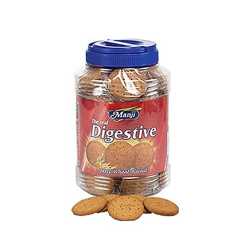 Manji Digestive Biscuits - 1kg