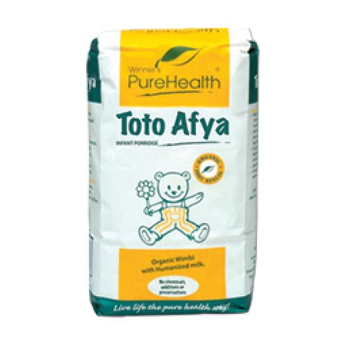 Flour (Uji) Winnie's Pure Health Toto Afya 1kg/Unga/Porridge