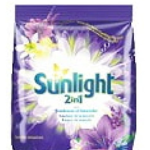 Sunlight 2in1 Hand Washing Powder Lavender 1Kg