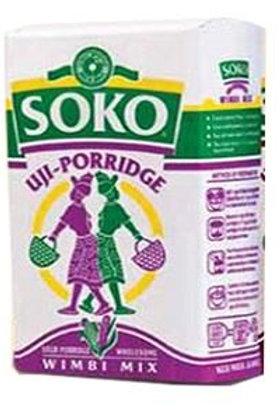 Soko Pure Uji Flour (1 Kg)