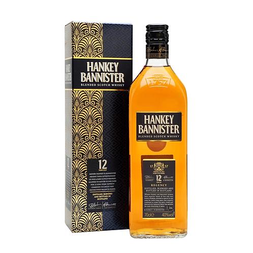 Hankey Bannister 12 YO 750ml