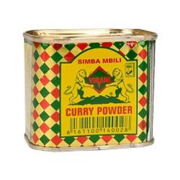 Simba Mbili Curry Powder (200g)