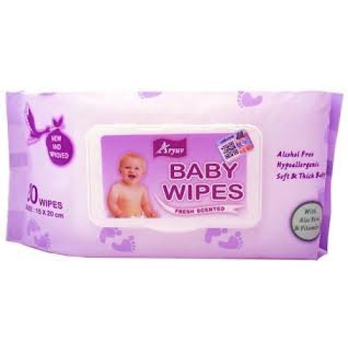 Aryuv Baby Wipes 80s