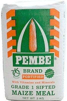 Pembe Maize Flour (2 Kg)
