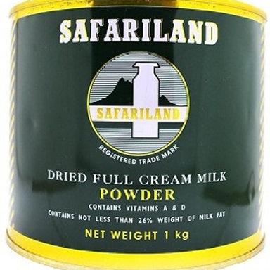 Safariland Dry Full Cream Powder (1 Kg)