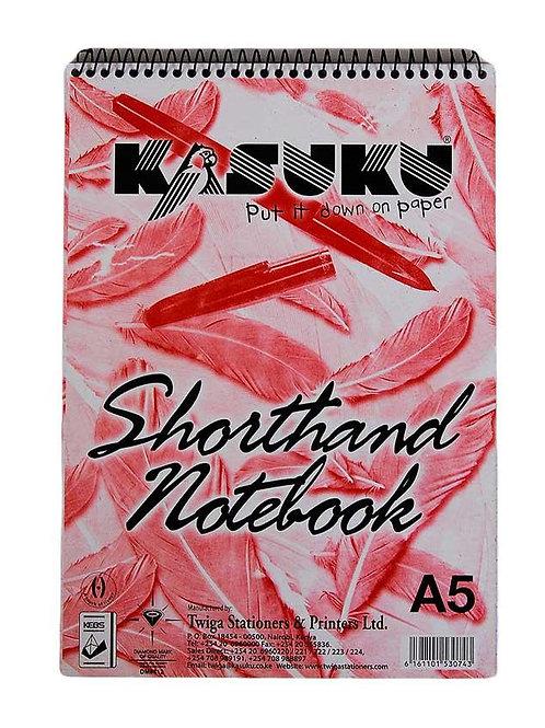 Kasuku Short Note Book A5