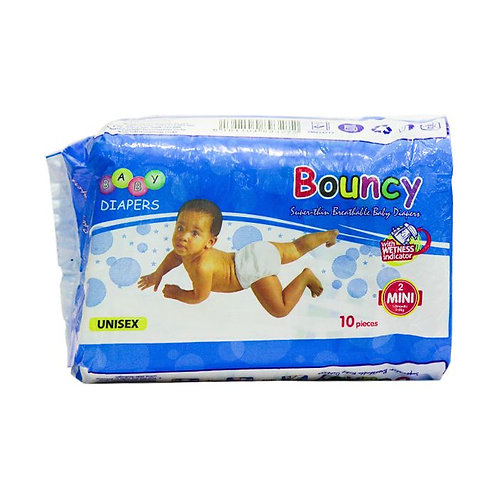 Bouncy Baby Diaper Mini (3-6kg)