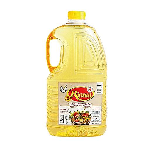 Rinsun Sunflower Oil (5 ltrs)