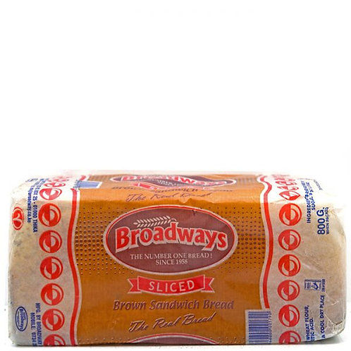 Broadway White Bread (800 grams)