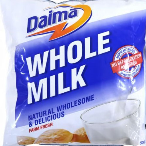 Daima Whole Milk (500 ml)