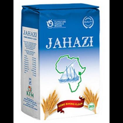 Jahazi Wheat Flour (12 x 2kg-Bale)