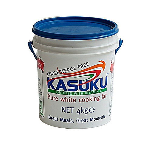 Kasuku Cooking Fat (4Kg)