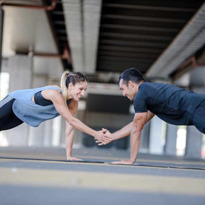 Partner Workout - LiVE Online Kurs