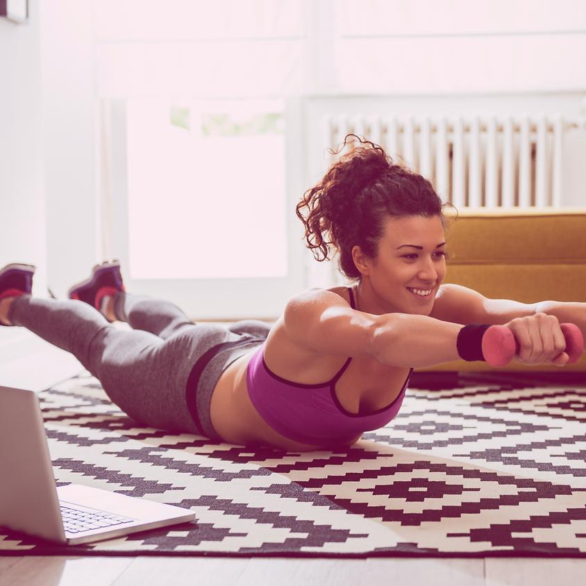 FullBody Workout mit Kathi - LiVE Online Kurs