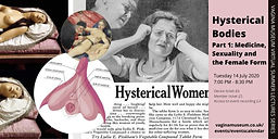Hysterical Bodies Part 1: Medicine, Sexuality And The Female Form