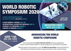 World Robotic Symposium 2020