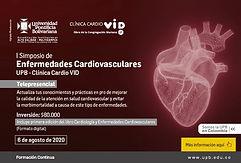 I Simposio de Enfermedades Cardiovasculares UPB - Clínica CardioVID