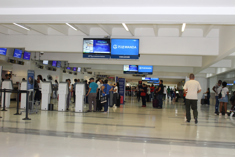 Aeropuerto internacional Alfonso Bonilla Aragón