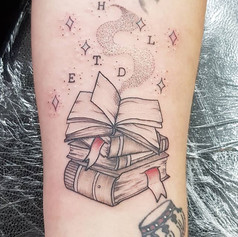 For a book lover, thank you Lucie for yo