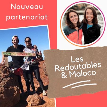 Nouveau Partenariat - Maloco & Les Redoutables