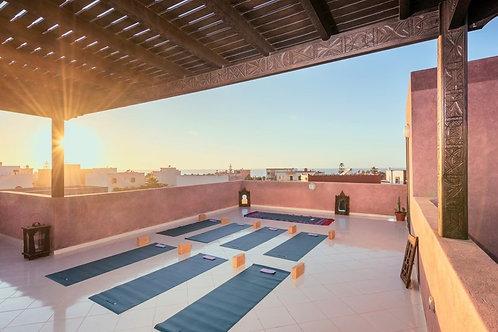 Yoga & Surf au Maroc
