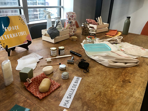 Atelier d'intelligence collective - DIY
