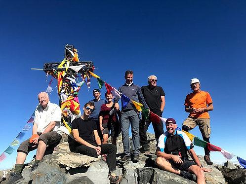 Randonnée au sommet du Canigou