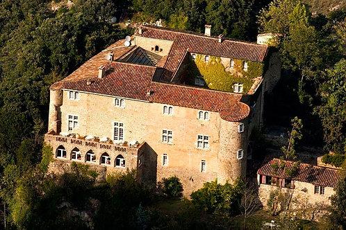 Séjour découverte au Château de Madières