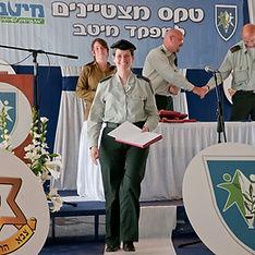 Dr. Galitz army award