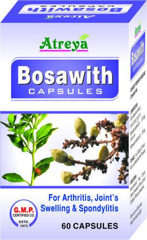 Bosawith Capsules- 60 Cap