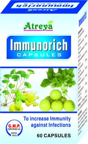 Immunorich Capsules- 60 Cap