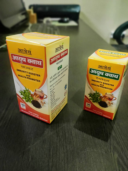 Ayush Kwath Tablet and Powder