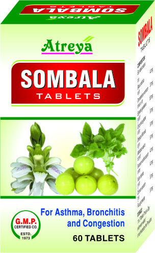 Sombala Tablets- 60 Tab