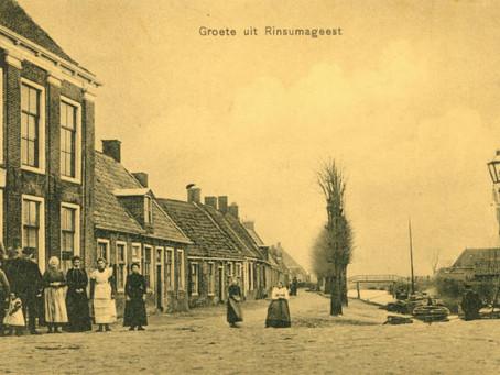 1911 - Groete uit Rinsumageest