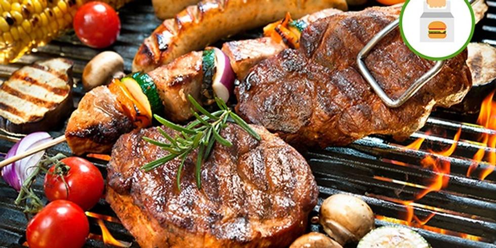 'Frette & Slikje' BBQ avond!