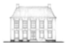Tekening Rechthuis