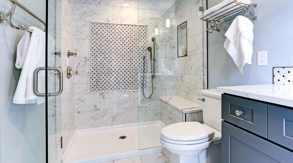 Amazing Bathroom from Elk Grove Realtor Scott Sweeney at SweeneySells.com