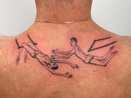 #1127 Tatouage | American Body Art