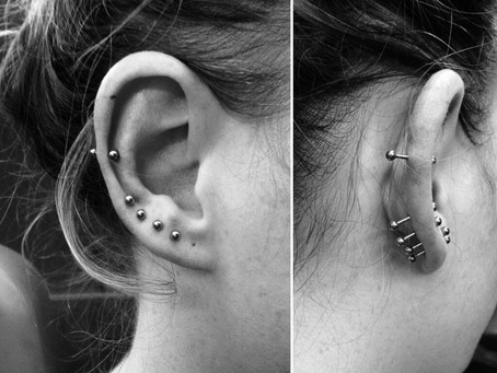 #1073 Piercing Lobe | AMERICAN BODY ART