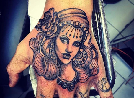 #84 Tatouage Magic Circus