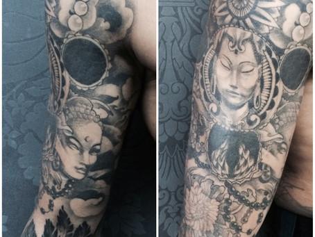 Tatoueur Paris - Idées tatouages - American Body Art