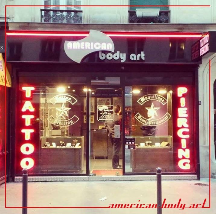 Reseaux sociaux - American Body Art