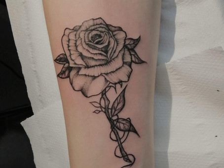 #1103 Tattoo graphisme | AMERICAN BODY ART
