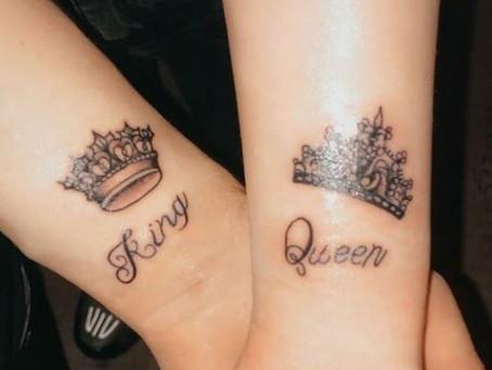 #149 Tattoo couple | MAGIC CIRCUS