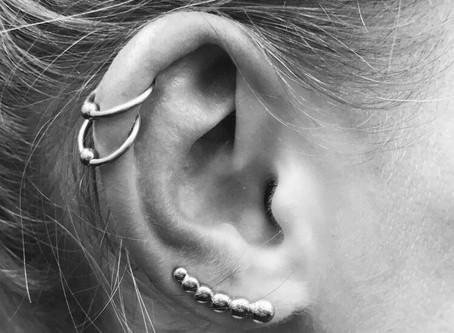 #1091 Piercing helix | AMERICAN BODY ART