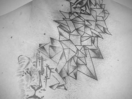 #922 Tatouage American Body Art