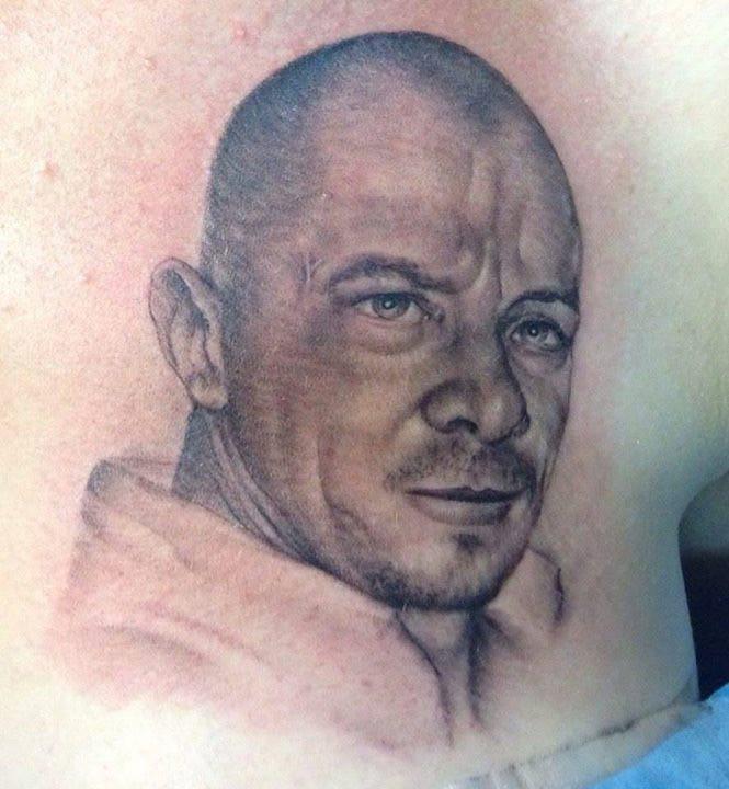 tatouage realiste